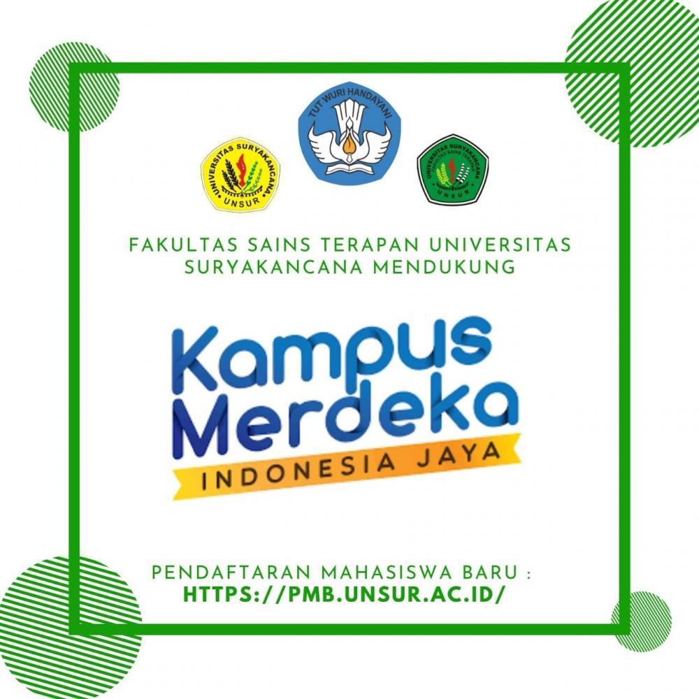 Peluncuran Logo Kampus Merdeka Indonesia Jaya