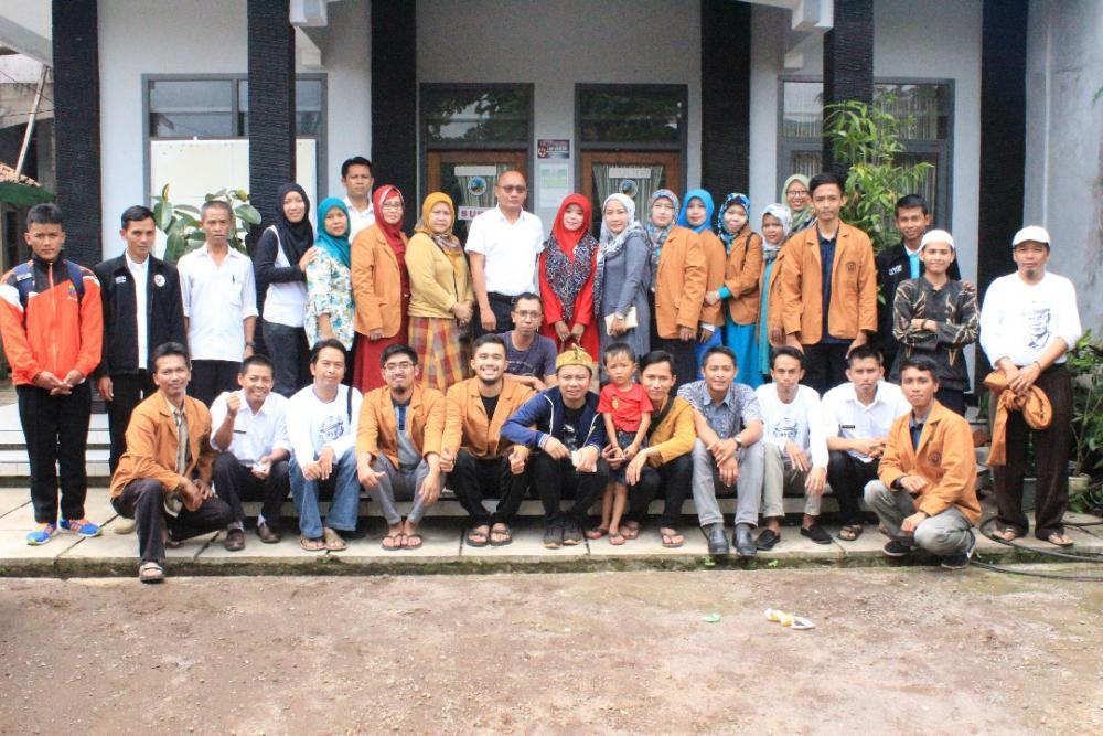 KKL Sosiolingistik di Desa Cijagang Cikalongkulon