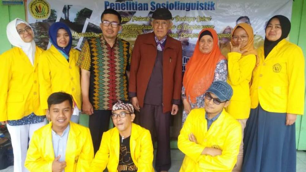 Studi Lapangan Sosiolinguistik di Desa Karyamukti, Kecamatan Campaka, Cianjur