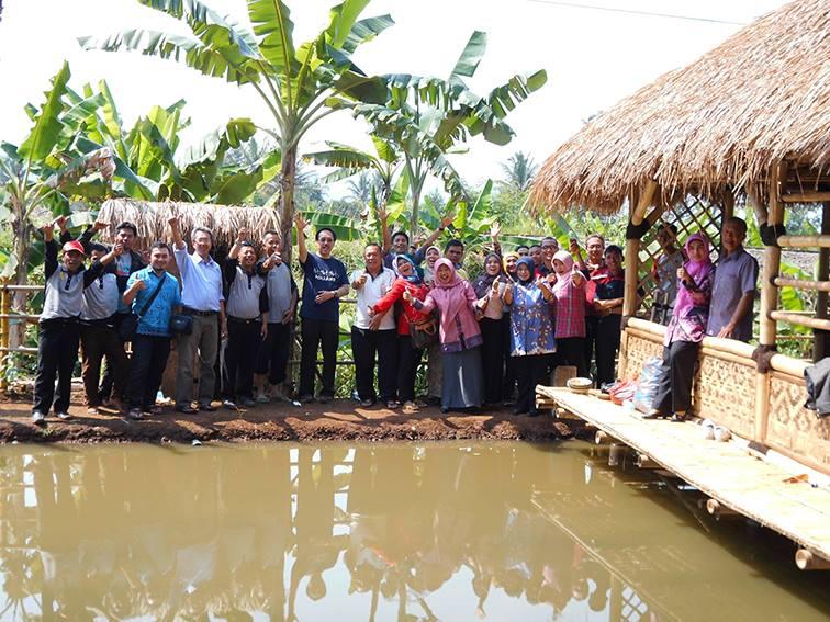 Gathering Rektorat UNSUR September 2014