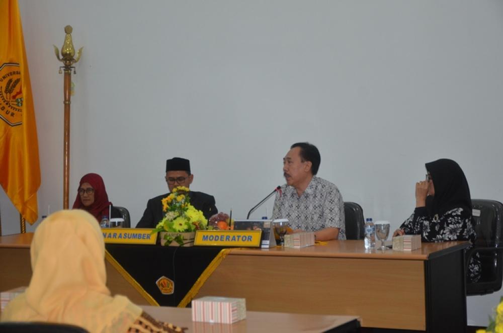 Perbankan Syariah FEBI Dikunjungi Tim Asesmen