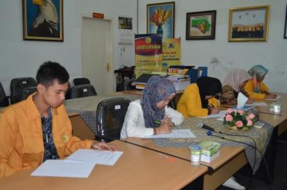 Seleksi Mahasiswa Berprestasi (MAWAPRES ) Tahun 2018 Universitas Suryakancana