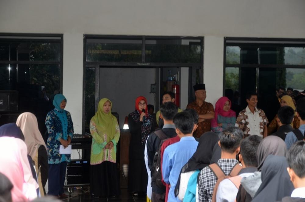 Test Penerimaan Mahasiswa Baru Gelombang Dua Universitas Suryakancana