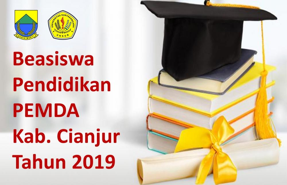 Beasiswa Pendidikan PEMDA Kab. Cianjur