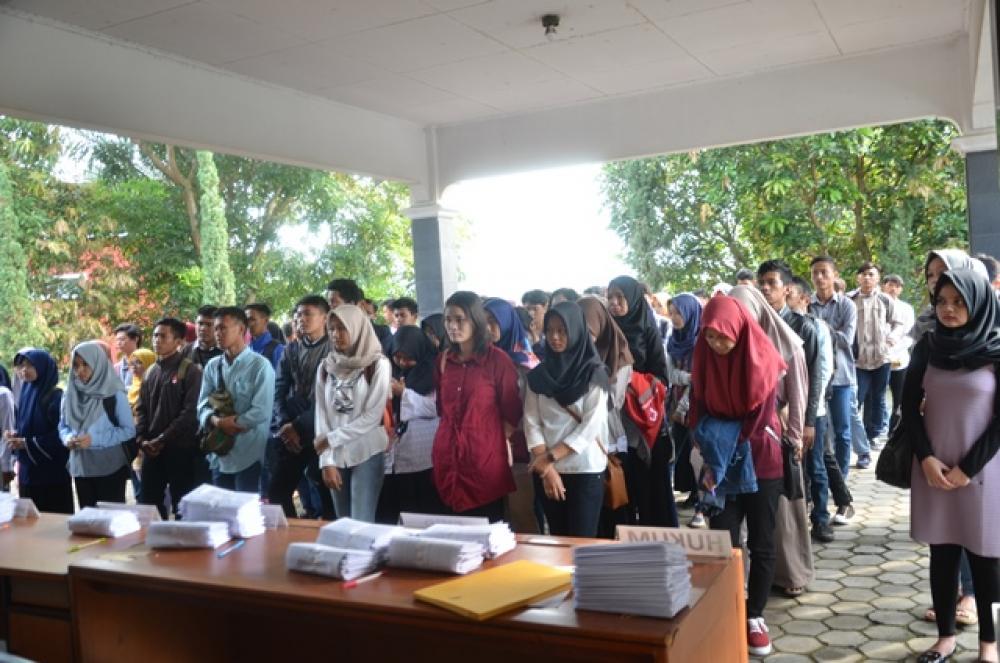 Pengumuman Hasil Test Penerimaan Calon Mahasiswa Baru Gelombang Dua