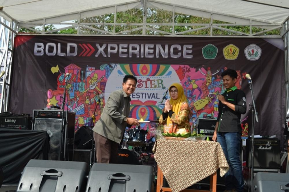 "Festival Faster  ""BOLD XPREIENCE"""