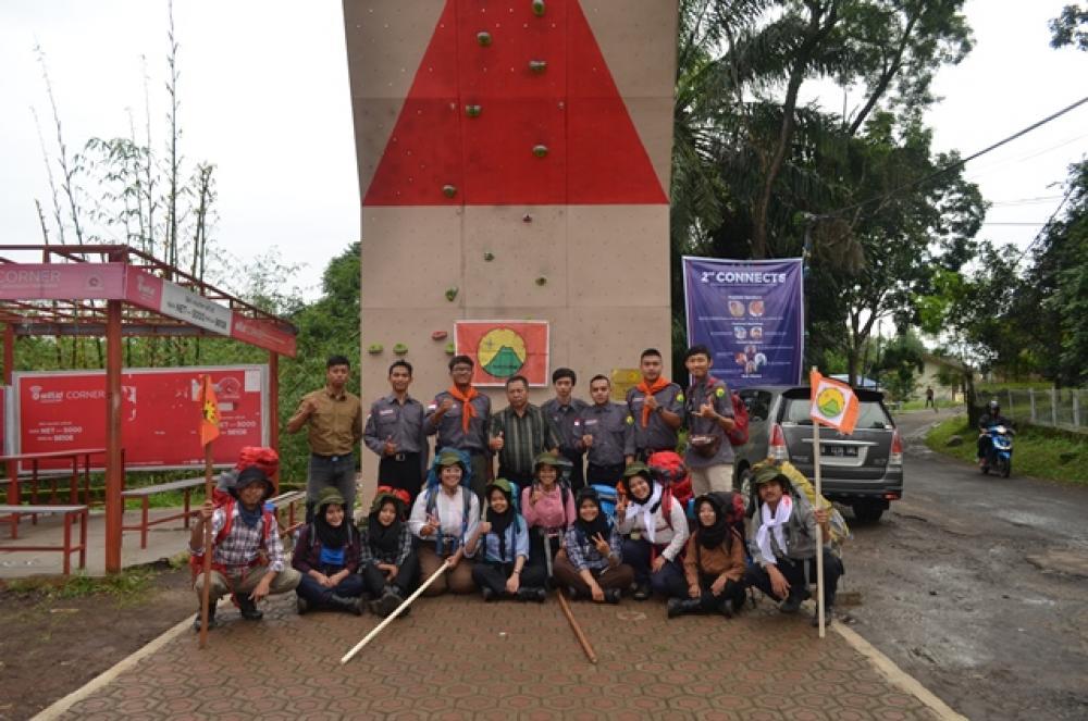 Pengukuhan Mapaska Universitas Surkancana Tahun Angkatan 2018-2019