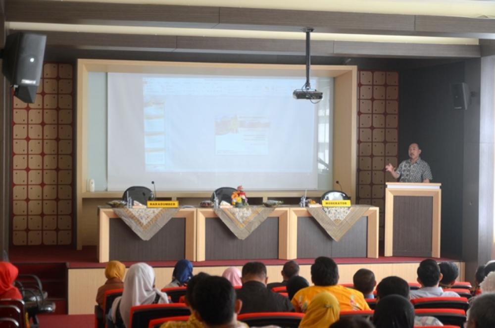 Diklat DPL Kuliah Kerja Nyata (KKN) XVI Tahun 2018