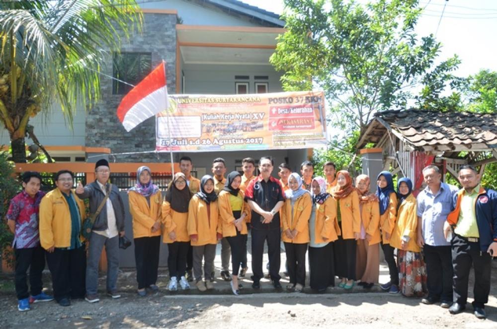 Monev KKN  Kuliah Kerja Nyata  XV Universitas Suryakancana