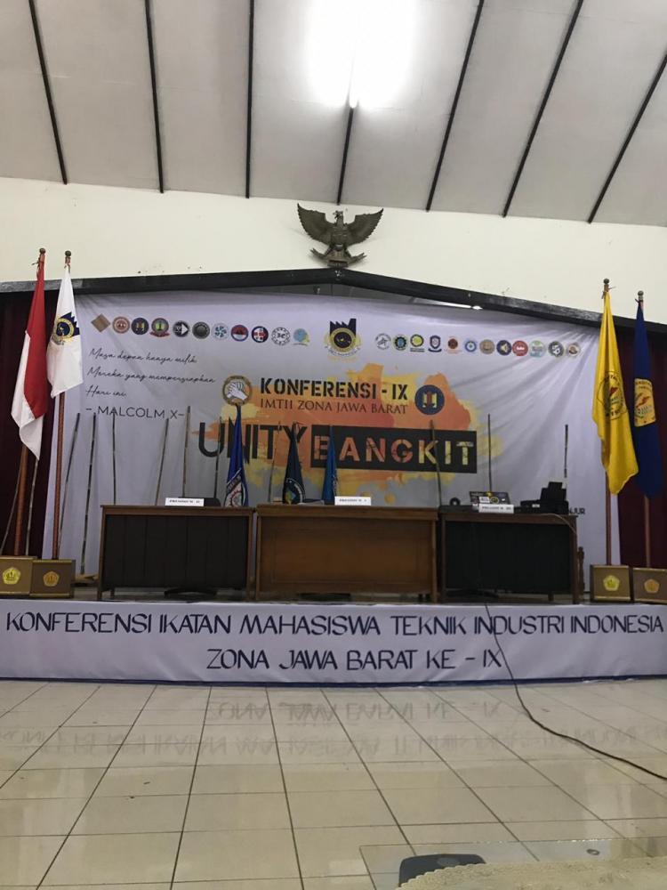 Konferensi IX IMTII Zona Jabar di UNSUR