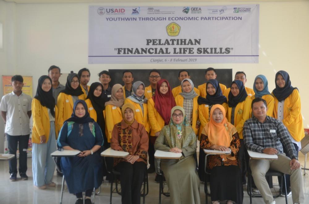 Pelatihan Financial Life Skills