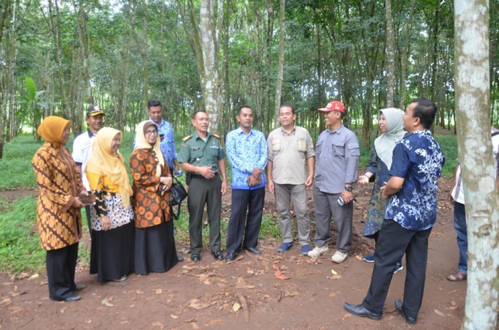 UNSUR-UPI Survei Pemberian Mesin Insinerator