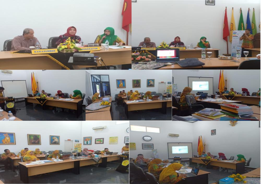 LLDIKTI Wilayah IV Jabar dan Banten Monev ke UNSUR