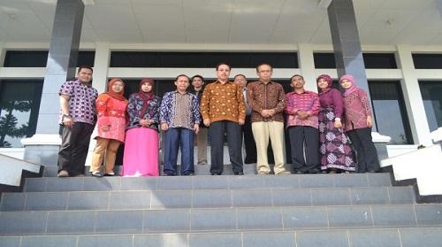Visitasi Akreditasi Program Studi Pendidikan Bahasa Inggris